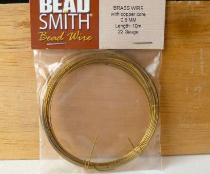 6 gauge brass wire 22 Gauge Brass Wire, German Wire, Copper Core, 10 Meter Coil 6 Gauge Brass Wire Cleaver 22 Gauge Brass Wire, German Wire, Copper Core, 10 Meter Coil Collections
