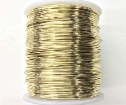 6 gauge brass wire 20 Gauge, R.L. Brass Wire, 1 LB (300 Feet) 13 Perfect 6 Gauge Brass Wire Ideas