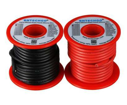 6 gauge silicone wire BNTECHGO 14 Gauge Silicone Wire Spool 50 feet Ultra Flexible High Temp, deg C 600V 14, Silicone Wire, Strands of Tinned Copper Wire 25 ft Black and 6 Gauge Silicone Wire Simple BNTECHGO 14 Gauge Silicone Wire Spool 50 Feet Ultra Flexible High Temp, Deg C 600V 14, Silicone Wire, Strands Of Tinned Copper Wire 25 Ft Black And Collections