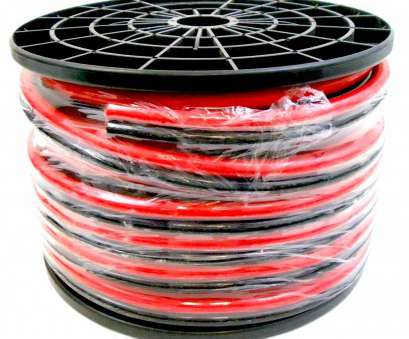6 gauge red wire Accessories :: Coax & Wire :: 6 GAUGE RED/BLACK, WIRE 100' ROLL 6 Gauge, Wire Professional Accessories :: Coax & Wire :: 6 GAUGE RED/BLACK, WIRE 100' ROLL Pictures