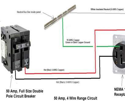 6 Gauge Wire, Amp Fantastic 50, Breaker Wiring Diagram ... on