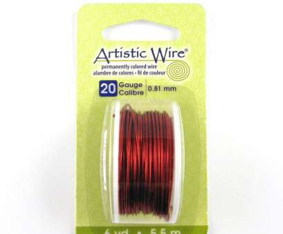 6 gauge wire for amp str0172, 20 gauge artistic wire 6 yd spool mitch s beads rh mitchsbeads, 6 6 Gauge Wire, Amp Simple Str0172, 20 Gauge Artistic Wire 6 Yd Spool Mitch S Beads Rh Mitchsbeads, 6 Solutions