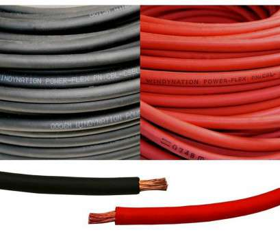 6 gauge wire black 6 Gauge 6, 20 Feet Black + 20 Feet, Welding Battery Pure Copper Flexible 14 Popular 6 Gauge Wire Black Pictures