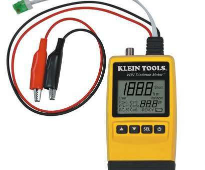 6 gauge wire distance VDV Distance Meter, VDV501-089, Klein Tools -, Professionals 6 Gauge Wire Distance Popular VDV Distance Meter, VDV501-089, Klein Tools -, Professionals Photos