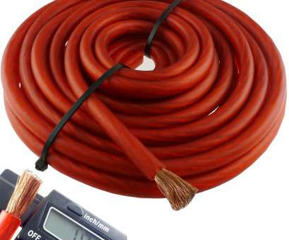 6 gauge red wire Get Quotations · Hyperflex, ft 4 Gauge, Car Audio Power Ground Wire Cable, 10 Feet 6 Gauge, Wire Professional Get Quotations · Hyperflex, Ft 4 Gauge, Car Audio Power Ground Wire Cable, 10 Feet Collections