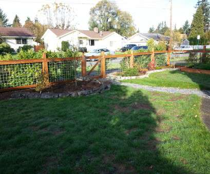 6 gauge hog wire How To Build A Beautiful Wood Fence With, Wire 6 Gauge, Wire Creative How To Build A Beautiful Wood Fence With, Wire Photos