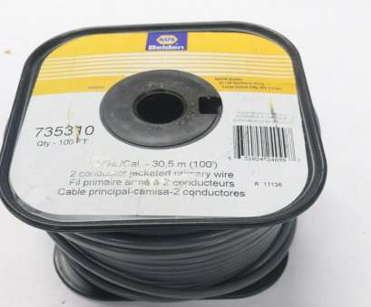6 gauge wire napa Belden, FT 14 GA, Jacketed Primary Wire 735310 9 Fantastic 6 Gauge Wire Napa Images