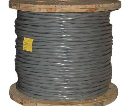 6 gauge wire o'reilly (By-the-Foot) 1/0-1/0-1/0-2 Gray Stranded AL, Cable 12 Top 6 Gauge Wire O'Reilly Collections
