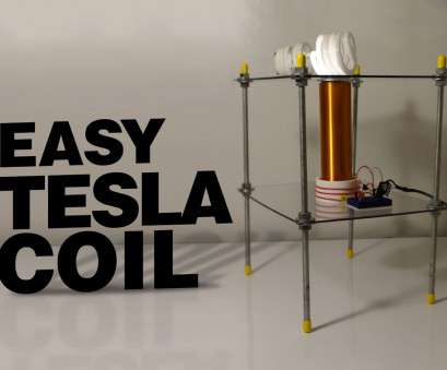 6 Gauge Wire Tesla Creative Easy Tesla Coil!: 6 Steps (With Pictures) Galleries