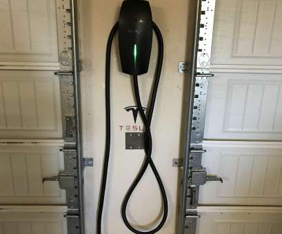 6 Gauge Wire Tesla Creative Just Received, Installed, Tesla Wall Charger From The Galleries