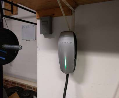 6 gauge wire tesla Tesla Wall Connector install--why we, it, how,, how much it 6 Gauge Wire Tesla Practical Tesla Wall Connector Install--Why We, It, How,, How Much It Images