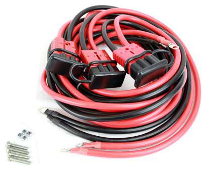 6 gauge wire for winch Tuff Stuff® 22′ Winch Permanent Wiring, for 12 Nice 6 Gauge Wire, Winch Pictures