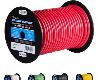 6 awg primary wire Details about 6, Gauge Marine Grade Tinned Wire 5 Colors, Made in USA 6, Primary Wire Most Details About 6, Gauge Marine Grade Tinned Wire 5 Colors, Made In USA Ideas