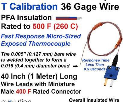 6 awg wire diameter mm thermocouple beaded wire sensor type t 36 gage 40 long, wire rh evosensors, 24 Gauge Wire Diameter Electrical Wire Diameter 6, Wire Diameter Mm Fantastic Thermocouple Beaded Wire Sensor Type T 36 Gage 40 Long, Wire Rh Evosensors, 24 Gauge Wire Diameter Electrical Wire Diameter Ideas