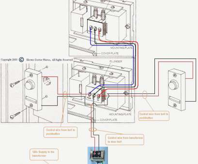 6 wire doorbell wiring diagram Images Of 6 Wire Doorbell Wiring Diagram House 2 Chime, Power, Chimes 20 Professional 6 Wire Doorbell Wiring Diagram Ideas