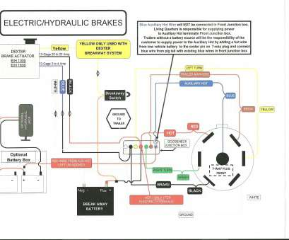 16 Nice 7, Trailer Wiring Diagram With Breakaway Images
