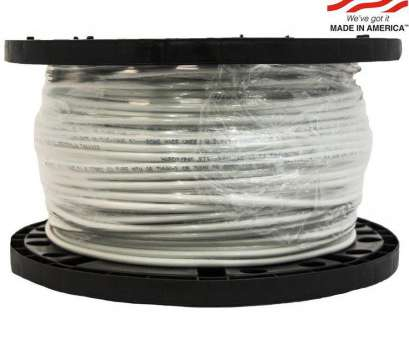 8 awg copper wire lowes Shop Southwire 500-ft 8-AWG Stranded White Copper THHN Wire (By 8, Copper Wire Lowes Nice Shop Southwire 500-Ft 8-AWG Stranded White Copper THHN Wire (By Collections
