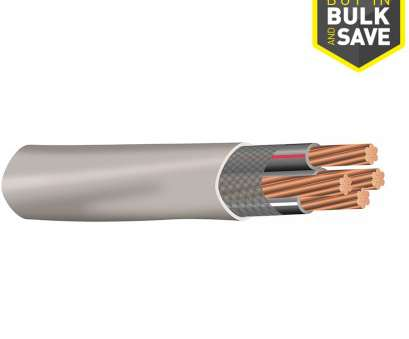 8 awg copper wire lowes Southwire 2-2-2-4 Copper, Service Entrance Cable (By 8, Copper Wire Lowes Fantastic Southwire 2-2-2-4 Copper, Service Entrance Cable (By Pictures