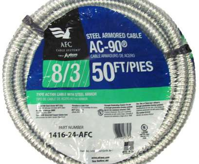 8 gauge 3 phase wire AFC Cable Systems, x 50, BX/AC-90 Stranded Cable 8 Gauge 3 Phase Wire Popular AFC Cable Systems, X 50, BX/AC-90 Stranded Cable Ideas