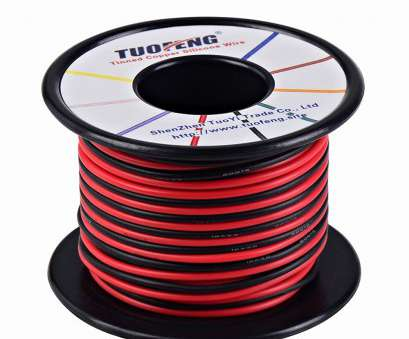 8 gauge hookup wire 16, Wire,66 feet silicone wire Soft an copper wire High temperature resistance 2 8 Gauge Hookup Wire New 16, Wire,66 Feet Silicone Wire Soft An Copper Wire High Temperature Resistance 2 Galleries