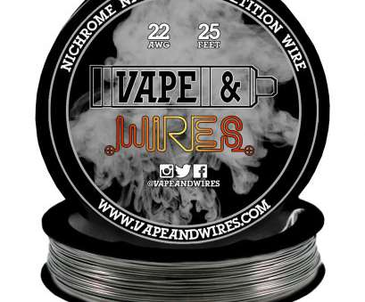 8 gauge nichrome wire VAPE, WIRES Nichrome 80 Ni80Cr20 Competition Wire 22 Gauge AWG 8 Gauge Nichrome Wire Creative VAPE, WIRES Nichrome 80 Ni80Cr20 Competition Wire 22 Gauge AWG Pictures