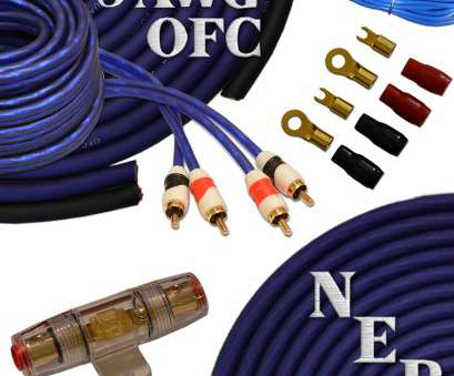 8 gauge speaker wire ofc Amazon.com: 8 Gauge, Amp Kit,, Oversized 8, Power & Ground Cable, 60, Mini-ANL Fuse, 12, Speaker Wire & More:, Electronics 8 Fantastic 8 Gauge Speaker Wire Ofc Images