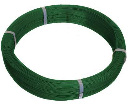 8 gauge vs 9 gauge wire 9-Gauge x 170-ft Green Galvanized Steel Chain-Link Fence Tension Wire 8 Gauge Vs 9 Gauge Wire Best 9-Gauge X 170-Ft Green Galvanized Steel Chain-Link Fence Tension Wire Pictures