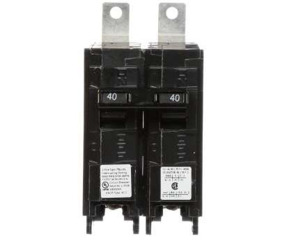 8 gauge wire 40 amps Siemens 40, 2-Pole Type BL 10 kA Circuit Breaker 8 Gauge Wire 40 Amps Most Siemens 40, 2-Pole Type BL 10 KA Circuit Breaker Pictures