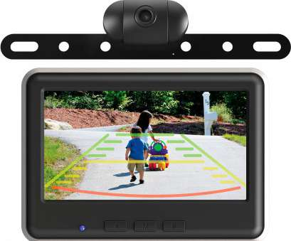 8 Gauge Wire Best Buy Practical EchoMaster Wireless Backup Camera, Color Monitor, Black MRC-WLP43, Best Buy Galleries