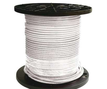 8 gauge wire ends Southwire, ft. 8 White Stranded CU SIMpull THHN Wire 8 Gauge Wire Ends Popular Southwire, Ft. 8 White Stranded CU SIMpull THHN Wire Pictures