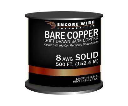 8 gauge wire lowes Shop Encore Wire 8-Gauge Solid Soft Drawn Copper Bare Wire (By-the 8 Gauge Wire Lowes New Shop Encore Wire 8-Gauge Solid Soft Drawn Copper Bare Wire (By-The Ideas
