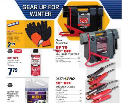 8 gauge wire napa NAPA Auto Parts Winter Prep Catalogue October 1 to 31 8 Gauge Wire Napa Brilliant NAPA Auto Parts Winter Prep Catalogue October 1 To 31 Images