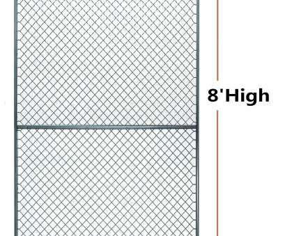 8 gauge wire panels Security Woven Wire Mesh Partition Panels 10 Gauge Clinched 8 Feet High 5 Feet Width 8 Gauge Wire Panels Brilliant Security Woven Wire Mesh Partition Panels 10 Gauge Clinched 8 Feet High 5 Feet Width Galleries