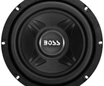 8 Gauge Wire Subwoofer Cleaver Amazon.Com: BOSS Audio CXX8, Subwoofer -, Watts Maximum Power, 8 Inch, Single 4, Voice Coil, Easy Mounting (Sold Individually):, Electronics Galleries