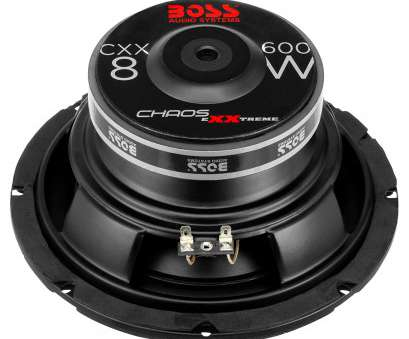8 Gauge Wire Subwoofer Popular Amazon.Com: BOSS Audio CXX8, Subwoofer -, Watts Maximum Power, 8 Inch, Single 4, Voice Coil, Easy Mounting (Sold Individually):, Electronics Solutions