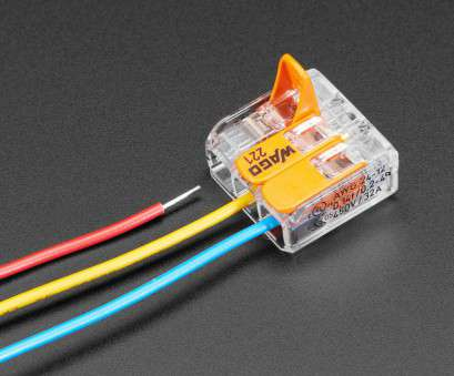8 gauge wire tap Snap-action 3-Wire Block Connector (12-28 AWG), Pack of 3, 866 8 Gauge Wire Tap Nice Snap-Action 3-Wire Block Connector (12-28 AWG), Pack Of 3, 866 Ideas
