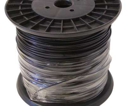 8 gauge wire where to buy Monofil Nylon Solid Bracing Wire 1000 Ft Coil 8 Gauge from 16 New 8 Gauge Wire Where To Buy Collections