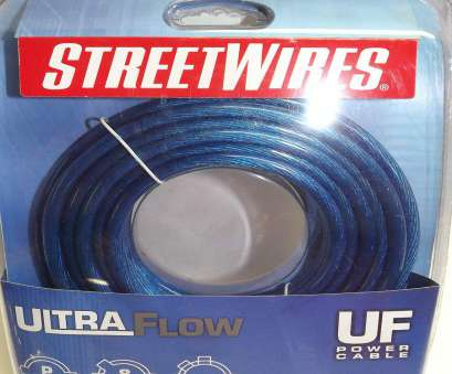 8 awg wire buy StreetWires UFX820B 8, Power Cable Blue 20 Ft 8, Wire Buy Cleaver StreetWires UFX820B 8, Power Cable Blue 20 Ft Galleries