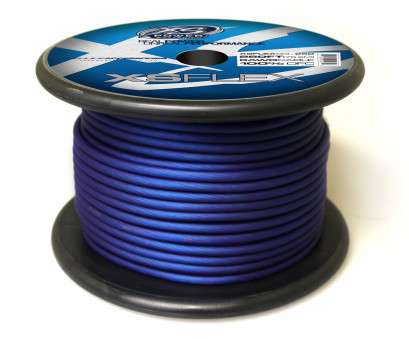 8 awg wire buy XS FLEX Blue 8AWG Cable, XS Power 8, Wire Buy Popular XS FLEX Blue 8AWG Cable, XS Power Images