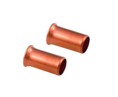 8 awg wire lug Tyco Electronics 14-8 AWG, Copper Crimp Sleeves (50-Pack) 8, Wire Lug Most Tyco Electronics 14-8 AWG, Copper Crimp Sleeves (50-Pack) Ideas