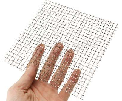 #8 wire mesh screen 6 of 8 Stainless Steel, Mesh Filtration #4 Woven Wire Cloth Screen, x 6 #8 Wire Mesh Screen Practical 6 Of 8 Stainless Steel, Mesh Filtration #4 Woven Wire Cloth Screen, X 6 Galleries