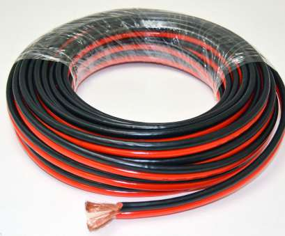 8 awg zip wire Details about 8 GAUGE, 25 FT, Black, Wire, Cable Power Ground Stranded Car 17 Perfect 8, Zip Wire Galleries
