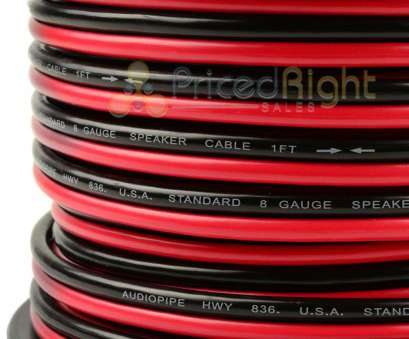 8 awg zip wire Details about 20 ft 8 Gauge Speaker Cable, Home Audio, Black, Red, Wire Audiopipe 8, Zip Wire Creative Details About 20 Ft 8 Gauge Speaker Cable, Home Audio, Black, Red, Wire Audiopipe Photos