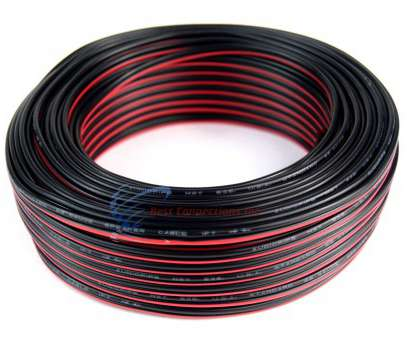 8 awg zip wire Details about Speaker Wire 22 Gauge 100', Black, Stereo, Cable Copper Clad, Audio 8, Zip Wire Brilliant Details About Speaker Wire 22 Gauge 100', Black, Stereo, Cable Copper Clad, Audio Collections