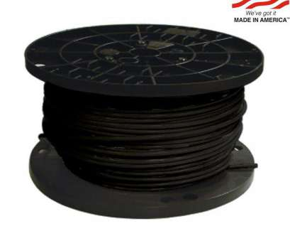 8 awg zip wire Shop Southwire 500-ft 8-AWG Stranded Black Copper THHN Wire (By 8, Zip Wire Cleaver Shop Southwire 500-Ft 8-AWG Stranded Black Copper THHN Wire (By Photos