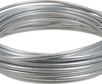 9 gauge steel wire Amazon.com: Hillman 122062 Galvanized Solid Wire 9 Gauge, 50 foot coil: Home Improvement 18 Practical 9 Gauge Steel Wire Galleries