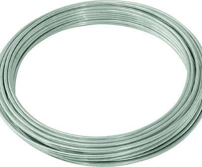 9 gauge steel wire Fasteners Cable Wire & Accessories Packaged Wire, Galvanized Steel. Hillman 50140, Wire Steel Galvanized 9 Gauge 9 Gauge Steel Wire Popular Fasteners Cable Wire & Accessories Packaged Wire, Galvanized Steel. Hillman 50140, Wire Steel Galvanized 9 Gauge Pictures