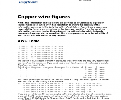 a 14 gauge copper wire of diameter 1.628 Copper wire figures, Crompton Instruments A 14 Gauge Copper Wire Of Diameter 1.628 Best Copper Wire Figures, Crompton Instruments Collections