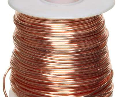a 22-gauge wire will have a diameter in mils of Bare Copper Wire, Bright, 10 AWG, 0.1