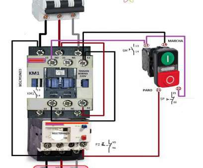 17 Best Abb Motor Starter Wiring Diagram Pictures